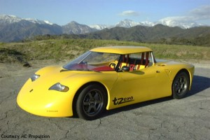 tzero fastest electric car